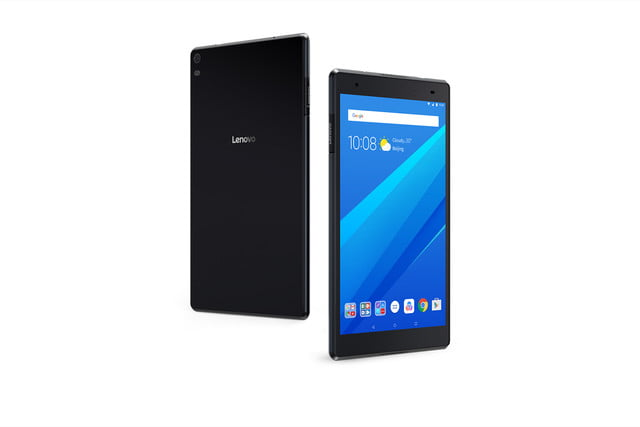 lenovo mwc refresh yoga miix flex tab4 02 8inch plus hero thin and light home screen fill wifi black