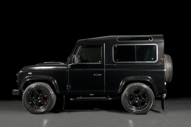 Urban Truck Ultimate RS Land Rover Defender