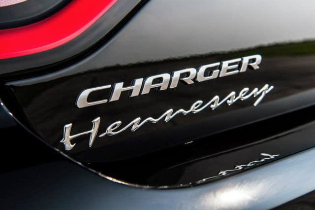 Hennessey Dodge Charger Hellcat HPE800