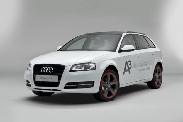 Audi Is Set To Become The Latest Manufacturer Bring An Electric Car United States Albeit On A Trial Basis A3 E Tron Will Launch In Select