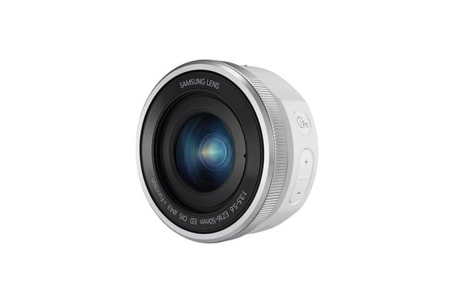 samsung unveils two 16 50mm lenses at ces 2014 f3 5 3 6 power zoom ed ois lens w 2