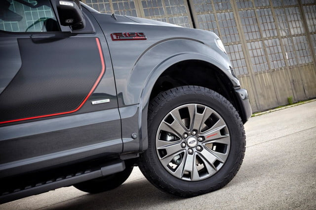 2015 F-150 Lariat Special Edition wheels