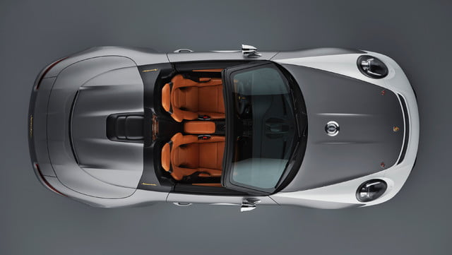 500hp porsche 911 speedster coming in 2019 as limited edition model 1902996 concept 2018 ag