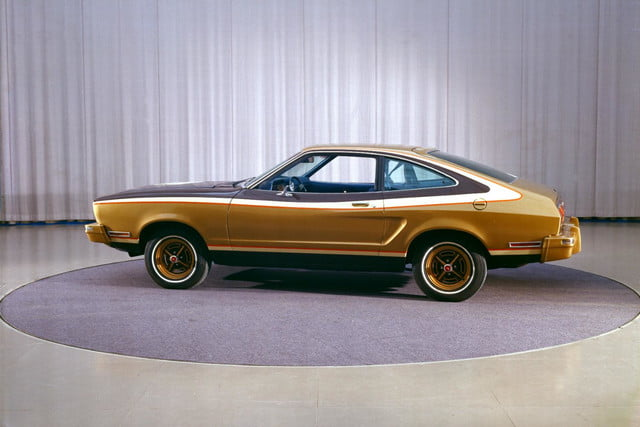 looks thing new mustang ford brings back mach 1 moniker 1976 ii brown