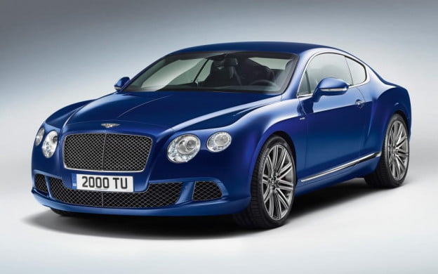 2013 Bentley Continental Gt Speed Digital Trends