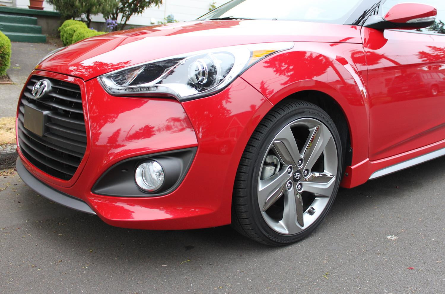 hyundai veloster review digital trends. Black Bedroom Furniture Sets. Home Design Ideas