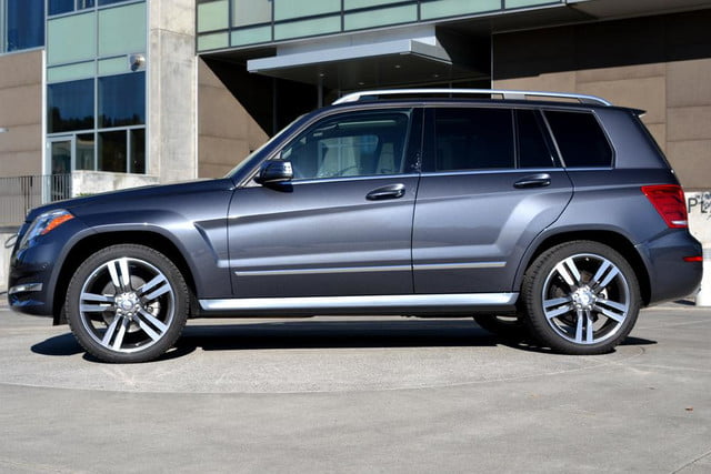 2013 mercedes benz glk350 4matic exterior right side