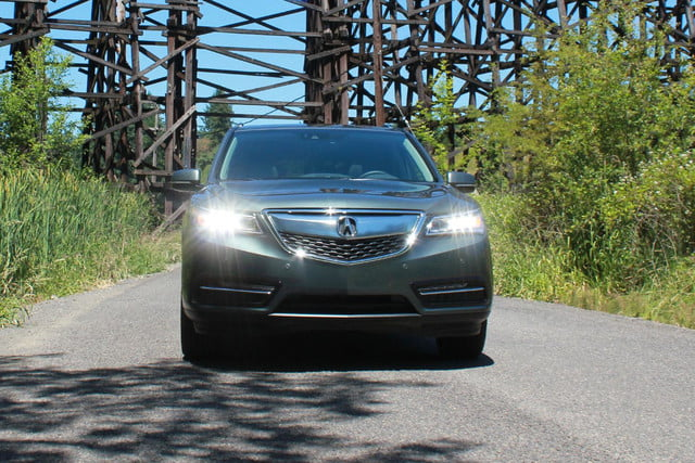 2015 Acura MDX SH AWD front