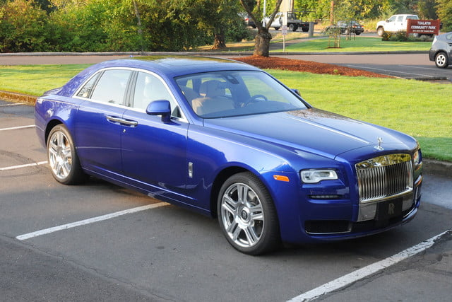 2015 Rolls Royce Ghost
