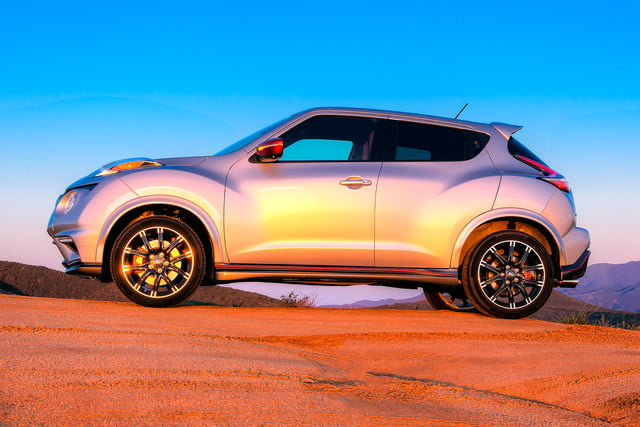 2015 Nissan Juke NISMO RS review | Digital Trends