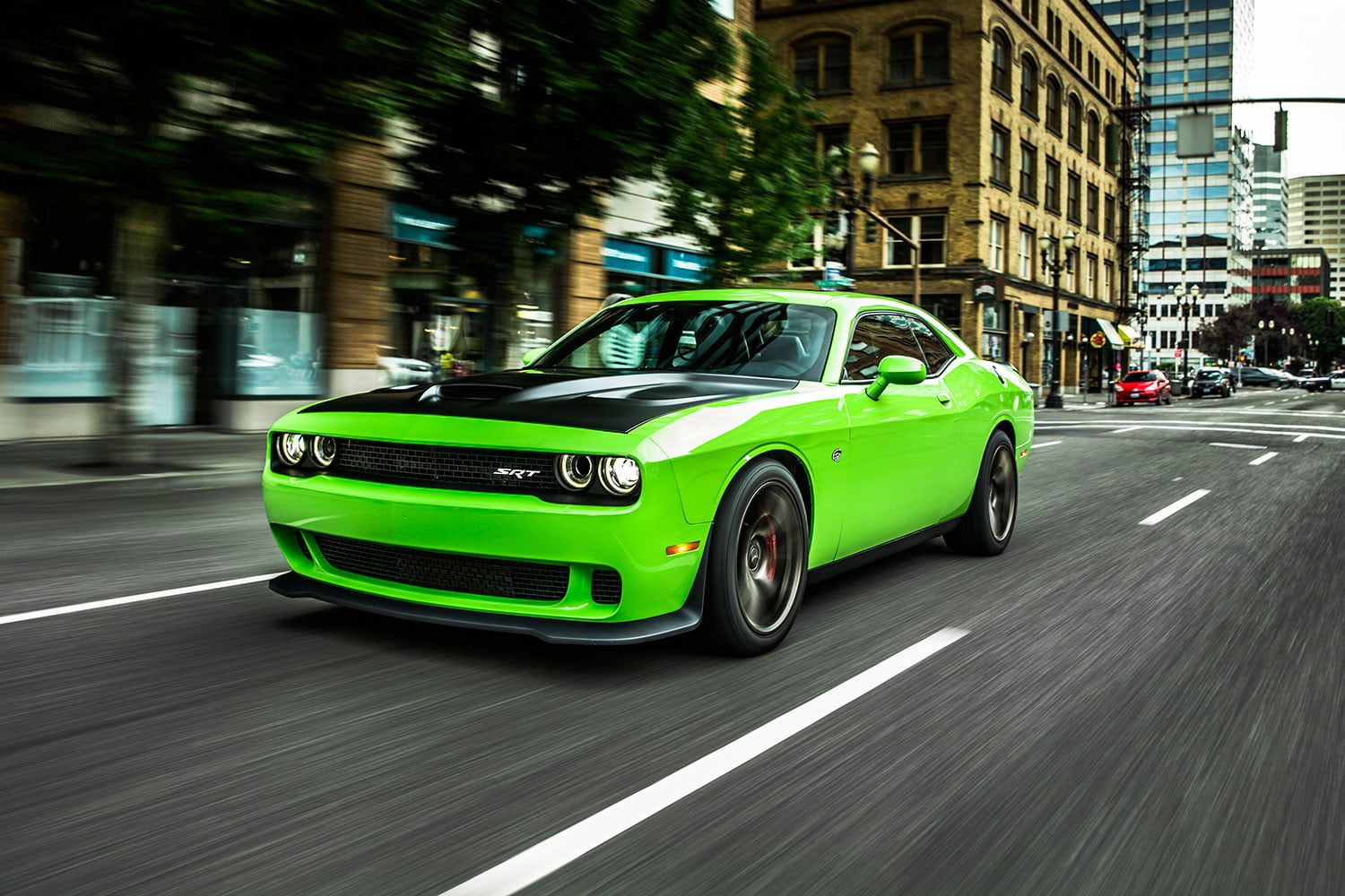 the 2016 dodge challenger srt really is a hellcat on the track srt hellcat forum. Black Bedroom Furniture Sets. Home Design Ideas