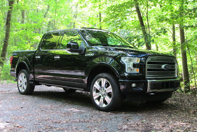 2016 ford f-150 xlt limited edition