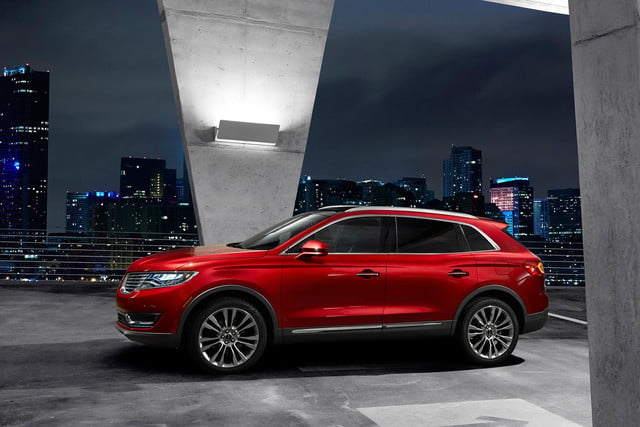 the new 2016 lincoln mkx photos and details 03