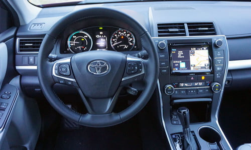 2016 Toyota Camry review | Digital Trends