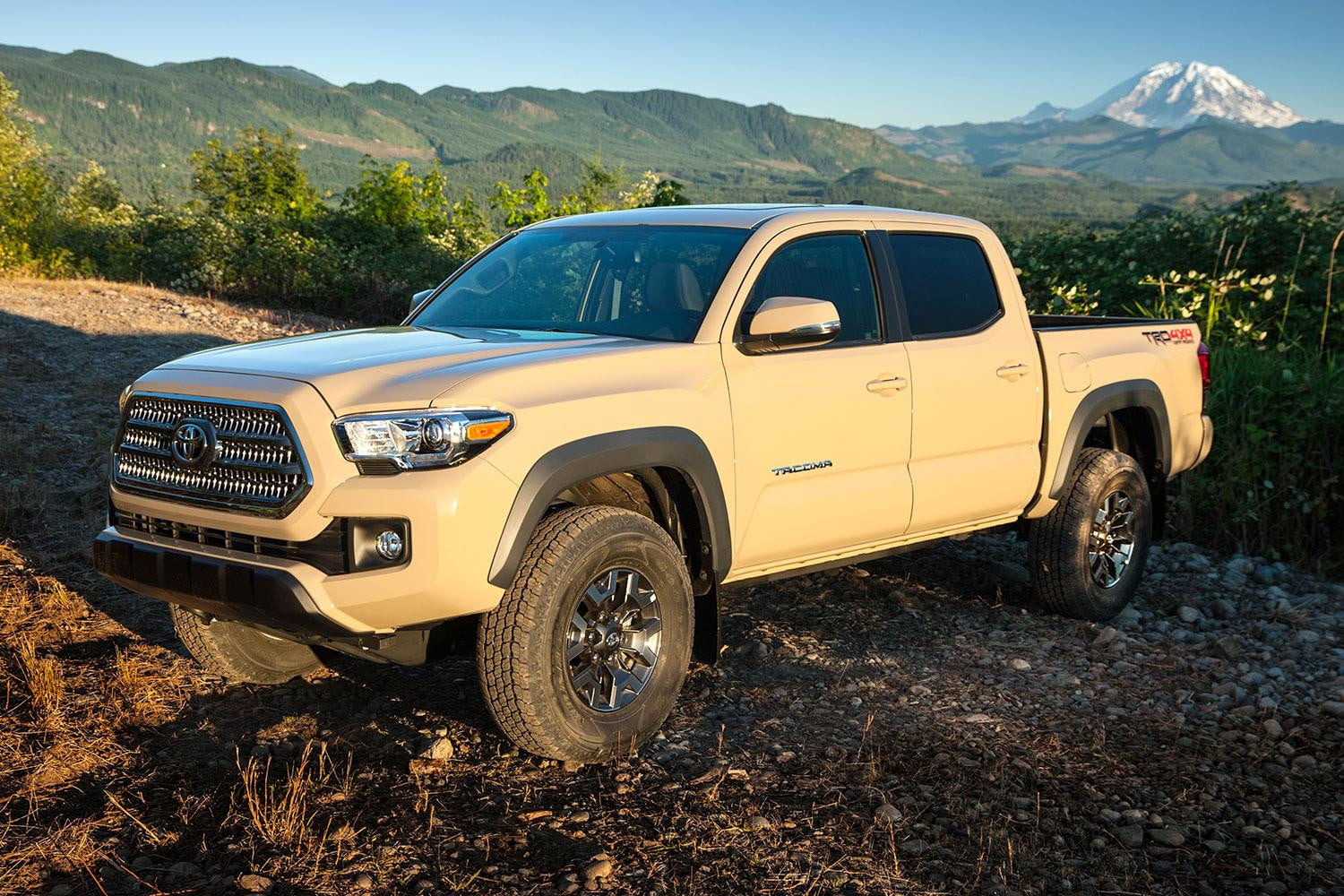 2016 Toyota Tacoma Trd Off Road First Drive Digital Trends