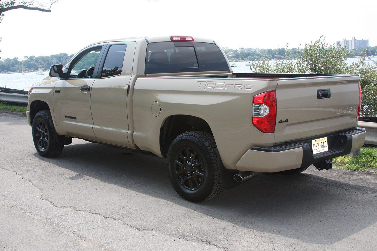 2016 toyota tundra trd pro review crown toyota of lawrence blog. Black Bedroom Furniture Sets. Home Design Ideas