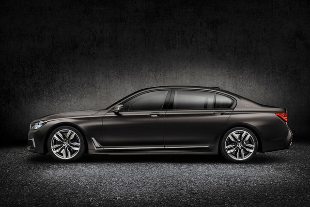 bmw is returning to its m car roots and ushering iperformance into the spotlight 2017 m760li xdrive 0015