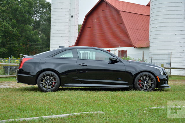 2017 cadillac ats v coupe review 425