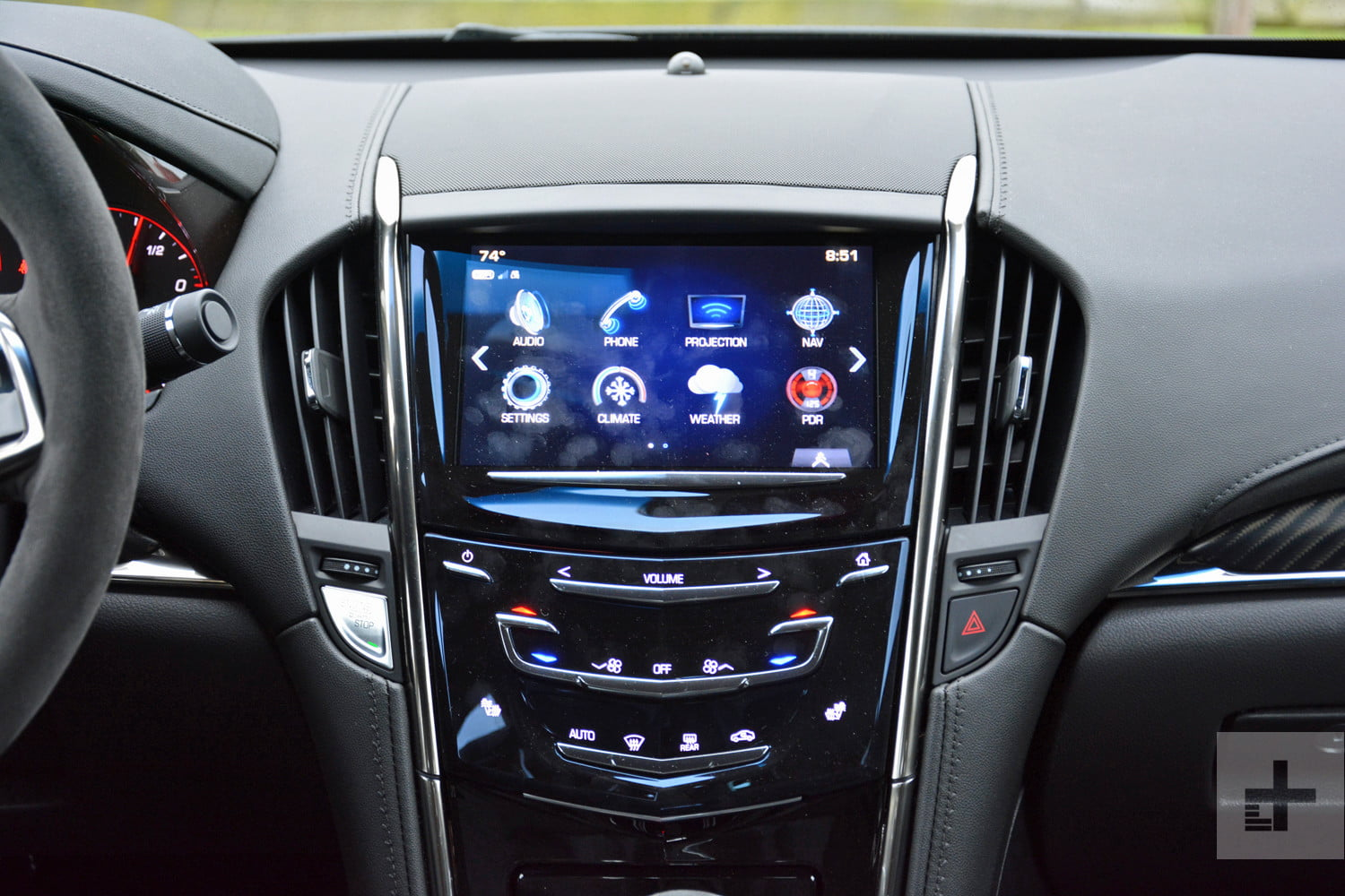 2017 Cadillac Ats V Coupe Review Performance Pictures And More Largest Engine 433