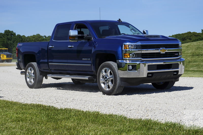 2018 Chevrolet Silverado 2500hd Duramax Engine Towing | Autos Post