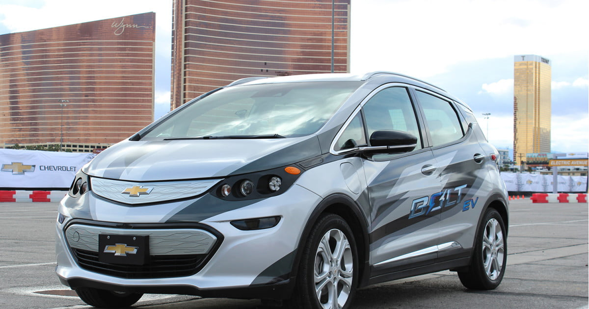 2017 Chevrolet Bolt Ev First Impressions Digital Trends