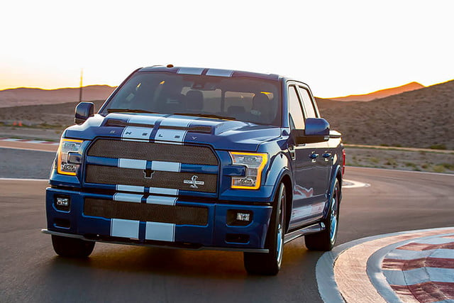 Shelby F 150 Super Snake 2017 Moving
