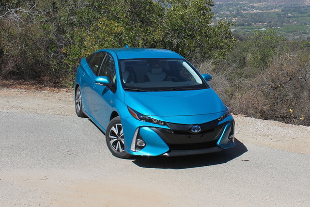 toyota driver assist teammate  prius prime