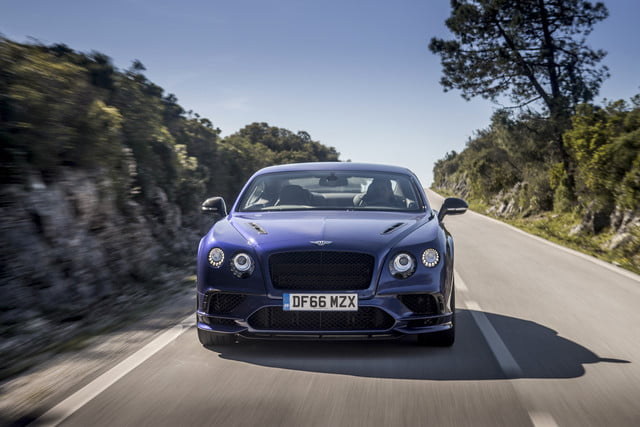 2017 bentley continental supersports first drive firstdrive 431