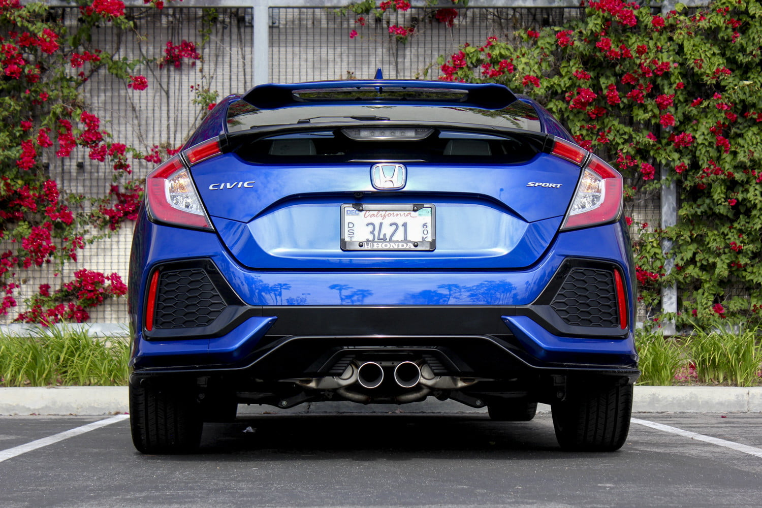 2017 Honda Civic Hatchback Sport Hatch Prd Gallery 307