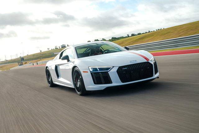 2018 audi r8 v10 coupe rws s tronic review 8