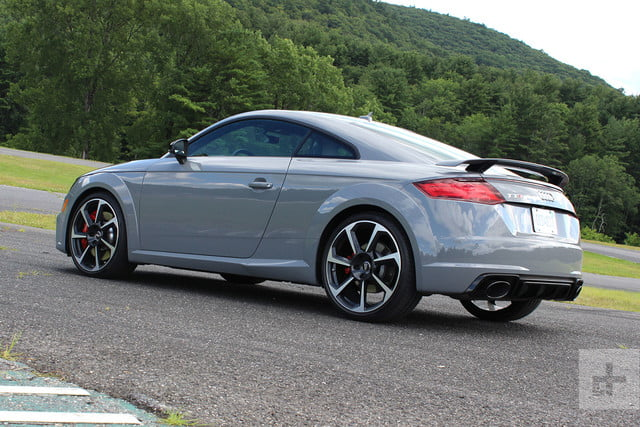 Audi Tt Rs Game: 2018 Audi TT RS First Drive Review