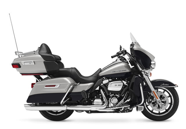 2018 Harley-Davidson Ultra Limited Low