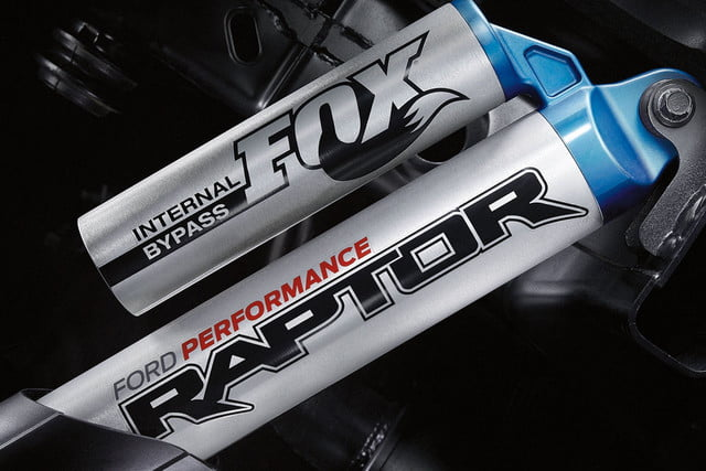 2018 Ford F-150 Raptor Fox Racing Shox