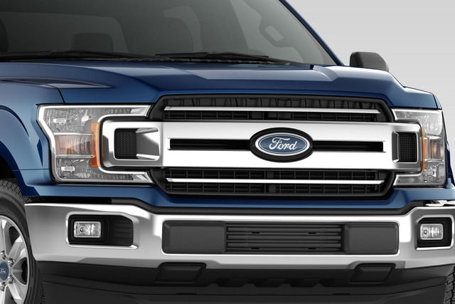 2018 Ford F-150 XLT Grille