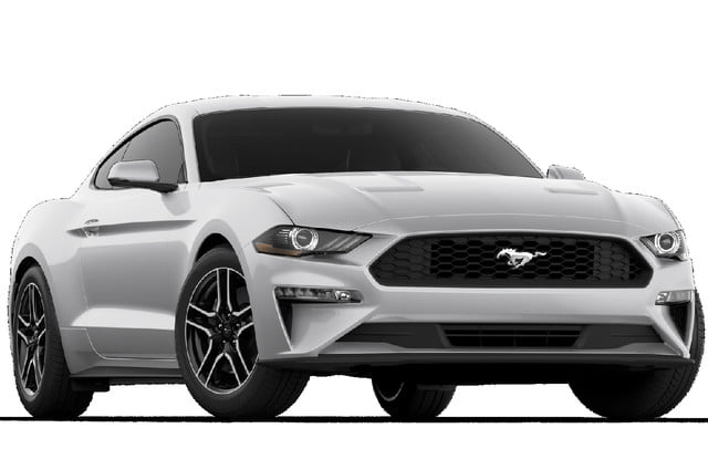 2018 ford mustang news specs performance pictures. Black Bedroom Furniture Sets. Home Design Ideas