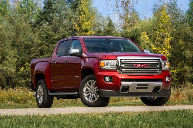 2018 GMC Canyon | Release Date, Prices, Specs, Features ...
