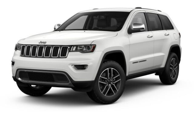 2018 Jeep Grand Cherokee Sterling Edition >> 2018 Jeep Grand Cherokee   Pictures, Specs, Release Date, Prices   Digital Trends