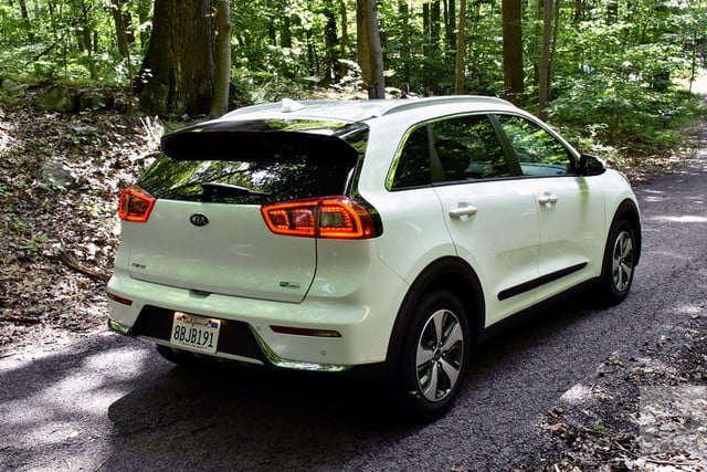 2018 Kia Niro Phev Ex Premium Review Digital Trends