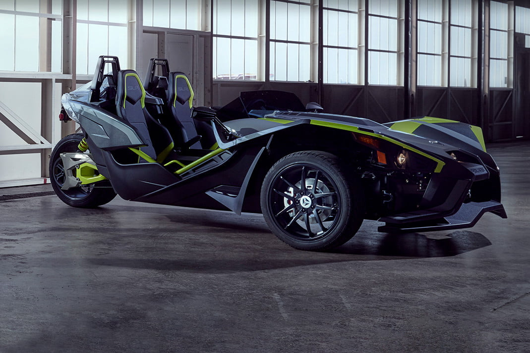 2018 Polaris Slingshot Review: 3 Wheeled Madness | Digital Trends