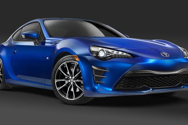toyota and subaru reboot 86 sports coupe for second generation 2018  18