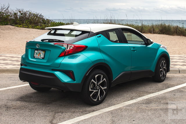 2018 Toyota C-HR review