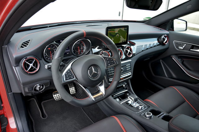 2018 Mercedes Amg Gla45 First Drive Impressions Specs 529