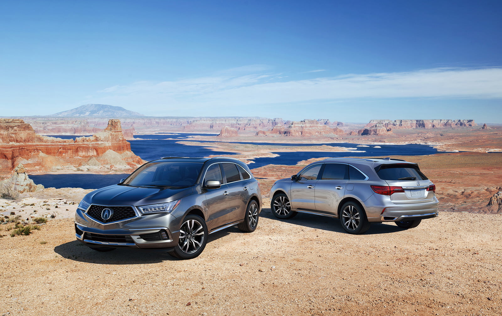 The 2019 Acura Mdx Can Be Yours For 44 300 With New A