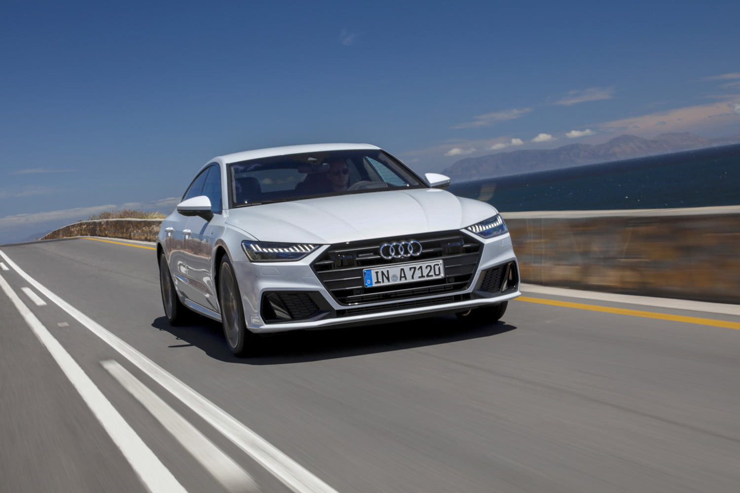 You Ll Need 68 000 To Land A Tech Rich 2019 Audi A7 In Your Driveway Digital Trends