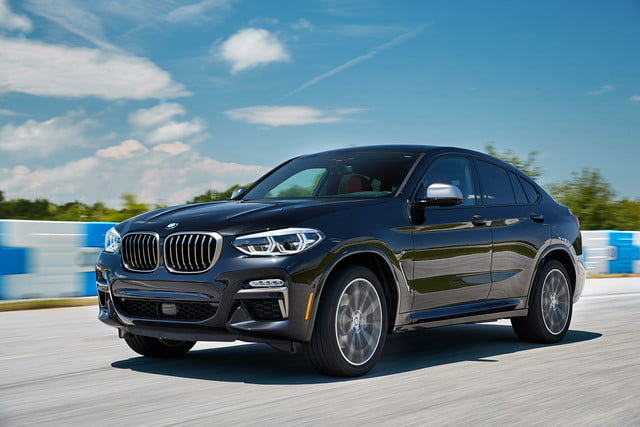 67afdcd6a18 2019 BMW X4 M40i First Drive Review