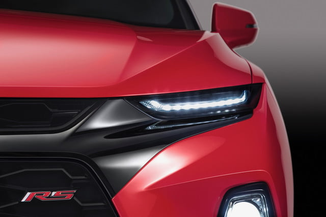 2019 Chevrolet Blazer Is A Five-Seat Crossover for ...