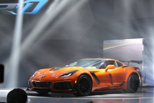 The 2019 Corvette ZR1 is the Most Powerful Production ...