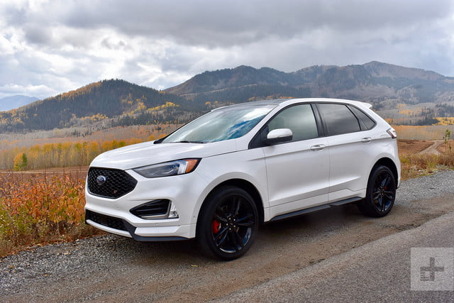 Ford Edge First Drive Review Digital Trends Rh Digitaltrends Com  Ford Edge St Fuel
