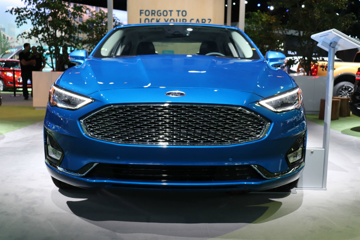 2019 ford fusion to debut at 2018 new york auto show digital trends