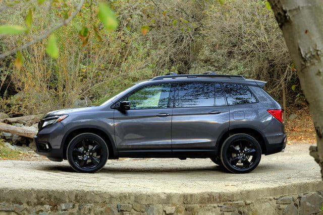 2019 Honda Passport Debuts at 2018 Los Angeles Auto Show | Digital Trends